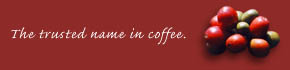 The trusted name in coffee curing and export in india
